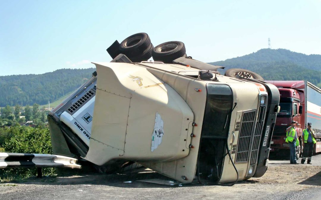 Common Causes of Truck Tire Blowouts