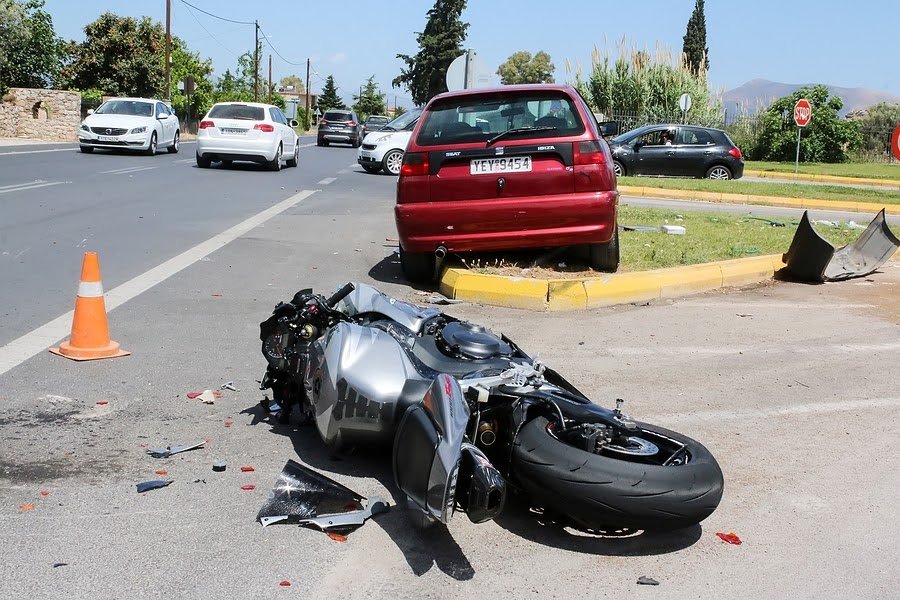 Dangers of Putting Car Tires on Motorcycles