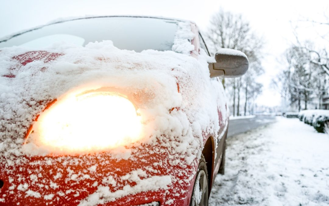 Do Tires Cause More Car Accidents in Cold Weather?