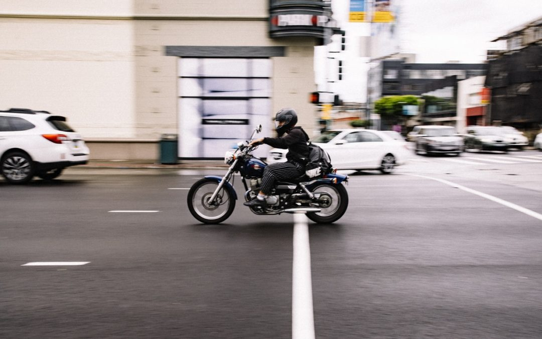 What to Do if A Motorcycle Tire Blows Out While Riding in Alabama